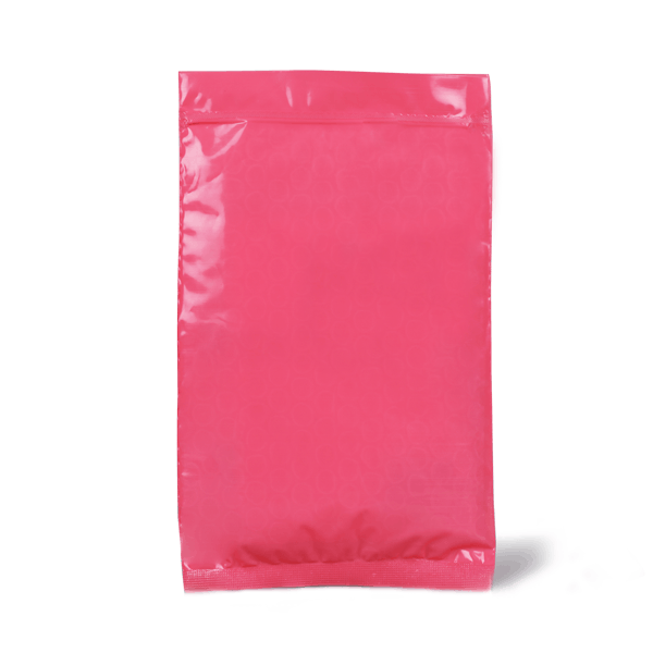 Courier Bag With Zip Lock