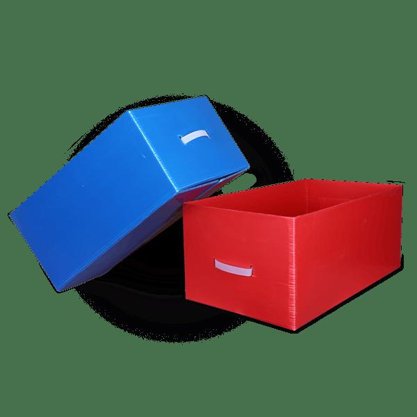 Regular Slotted Box