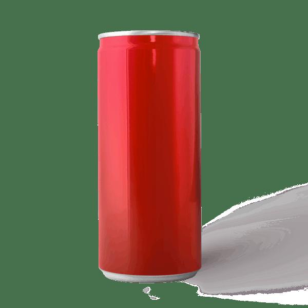 2 Piece Aluminium Cans
