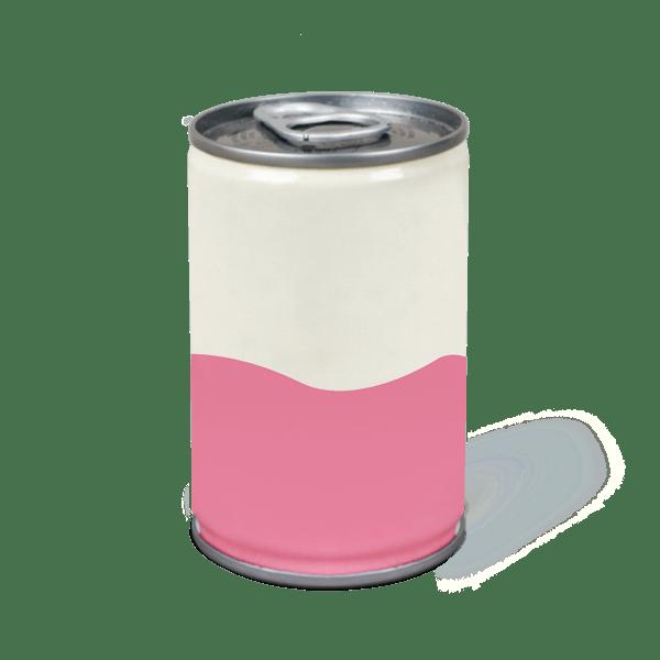 3 Piece Tin Cans
