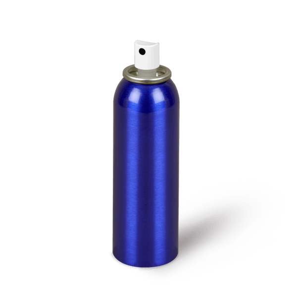 Can With Aerosol Dispensing