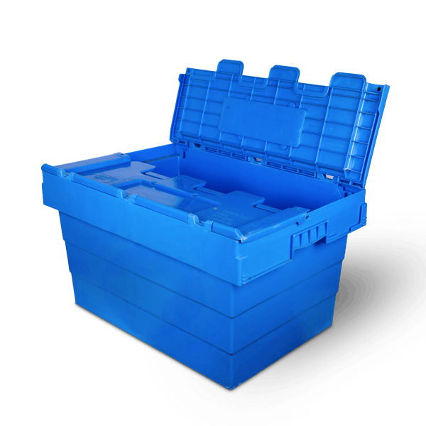 Nestable Stackable Crate