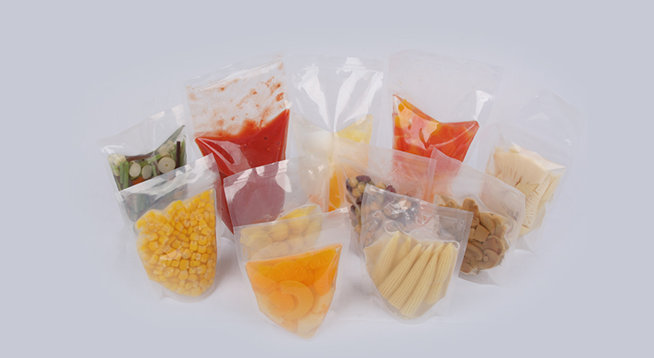 packaging challenges - stand up pouches