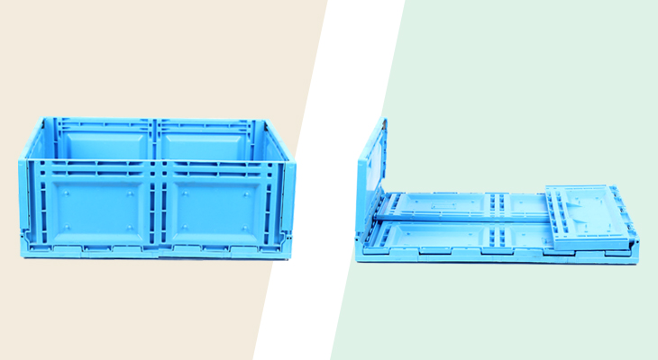 packaging challenges - foldable crates