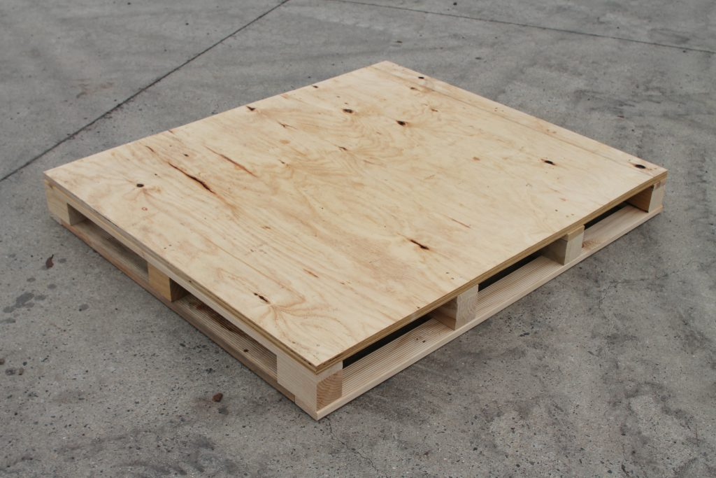 Plywood Pallet - types of pallets