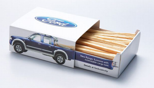 The matchbox depicts a unique extendable cargo bed feature of 30% more loading area. This was Ford's new Limited Edition Ranger Extreme. - Bizongo HiveHow to Craft a Product Launch Plan for Smashing Success