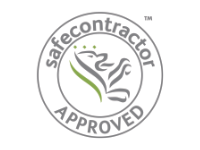 Safe contractor approved badge. This means Kitchen & Duct Cleaning are officially approved to offer a safe service