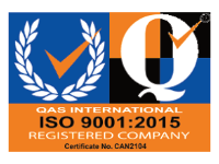ISO 9001:2015  This accreditation shows KDCs committed aim of providing a quality service