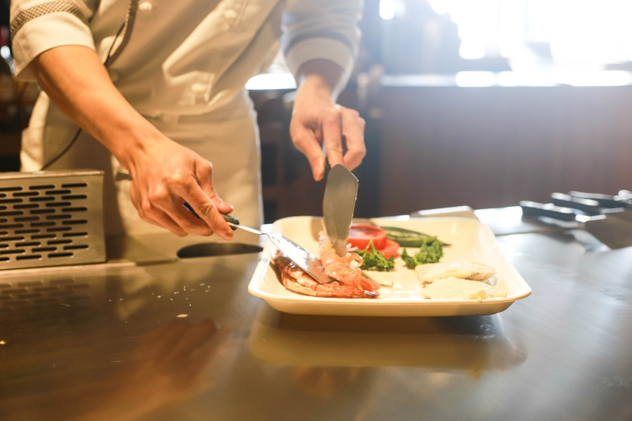 professional restaurant cleaning