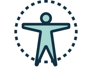 Rehabilitations-Symbol