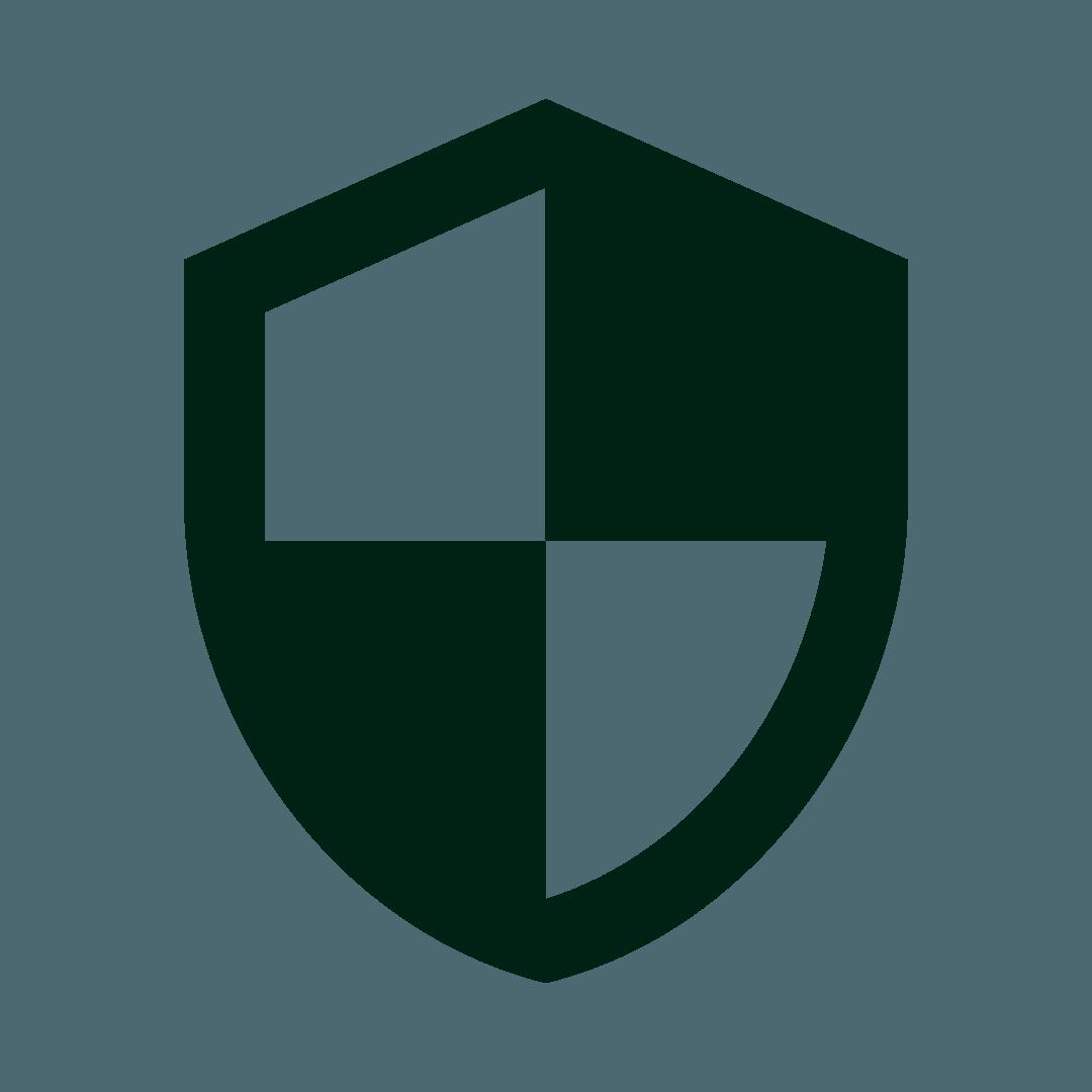 Ícone para ilustrar segurança