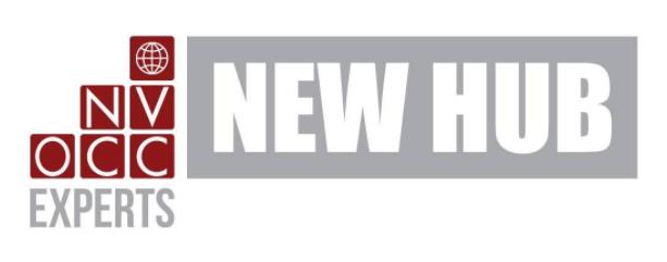 Logo da New Hub