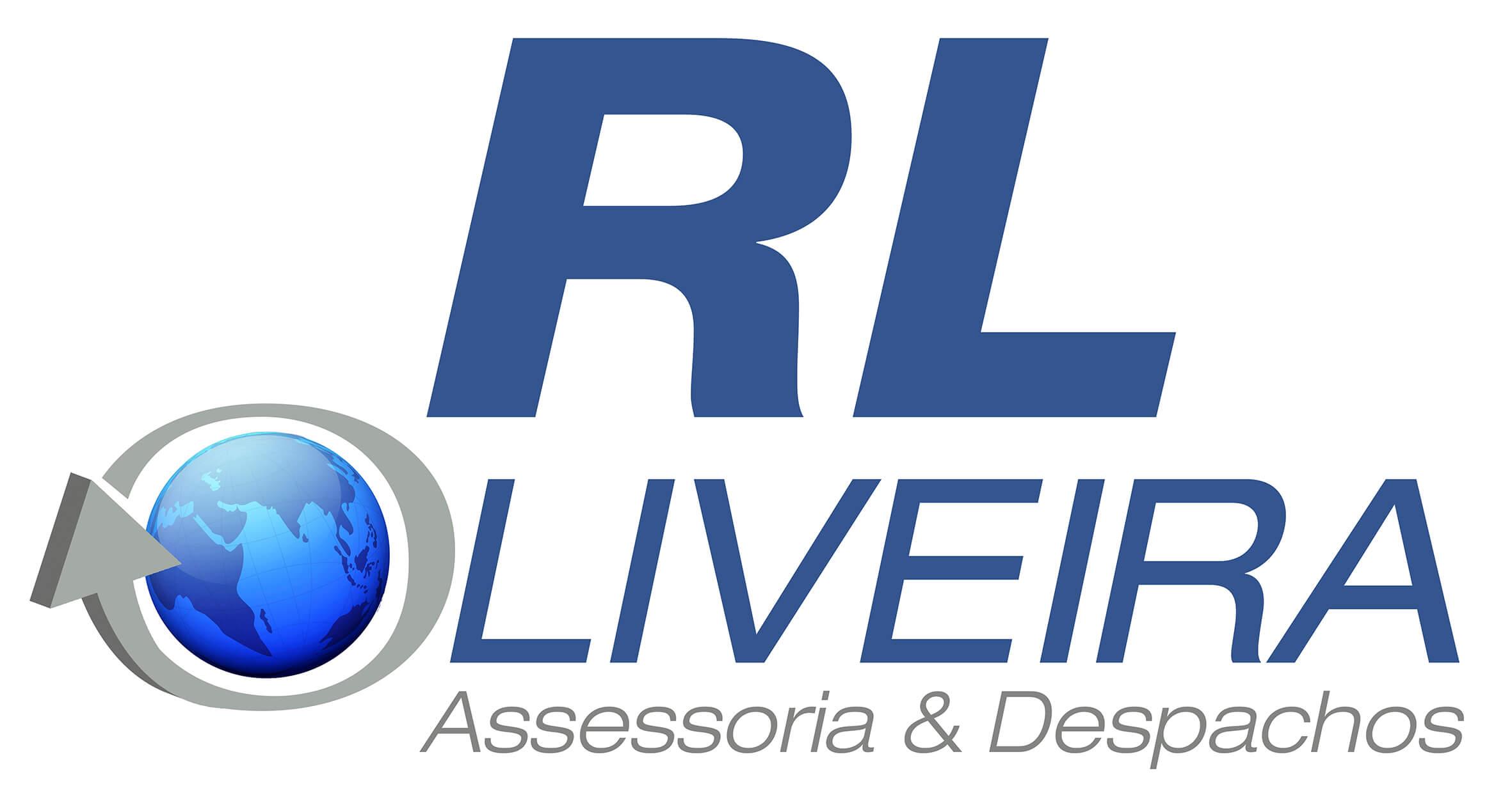 Logo da RL Oliveira