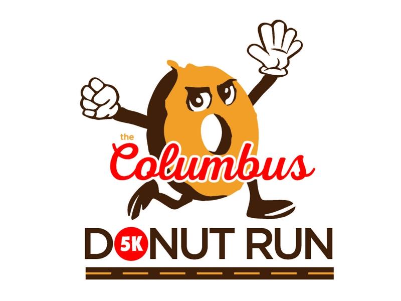 Columbus Donut Run