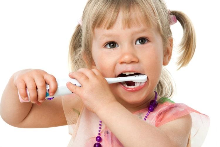 How to Raise Good Teeth Brushers