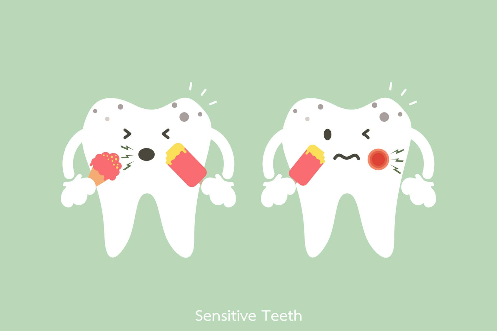 Most Common Causes of Sensitive Teeth (And What You Can Do About It)