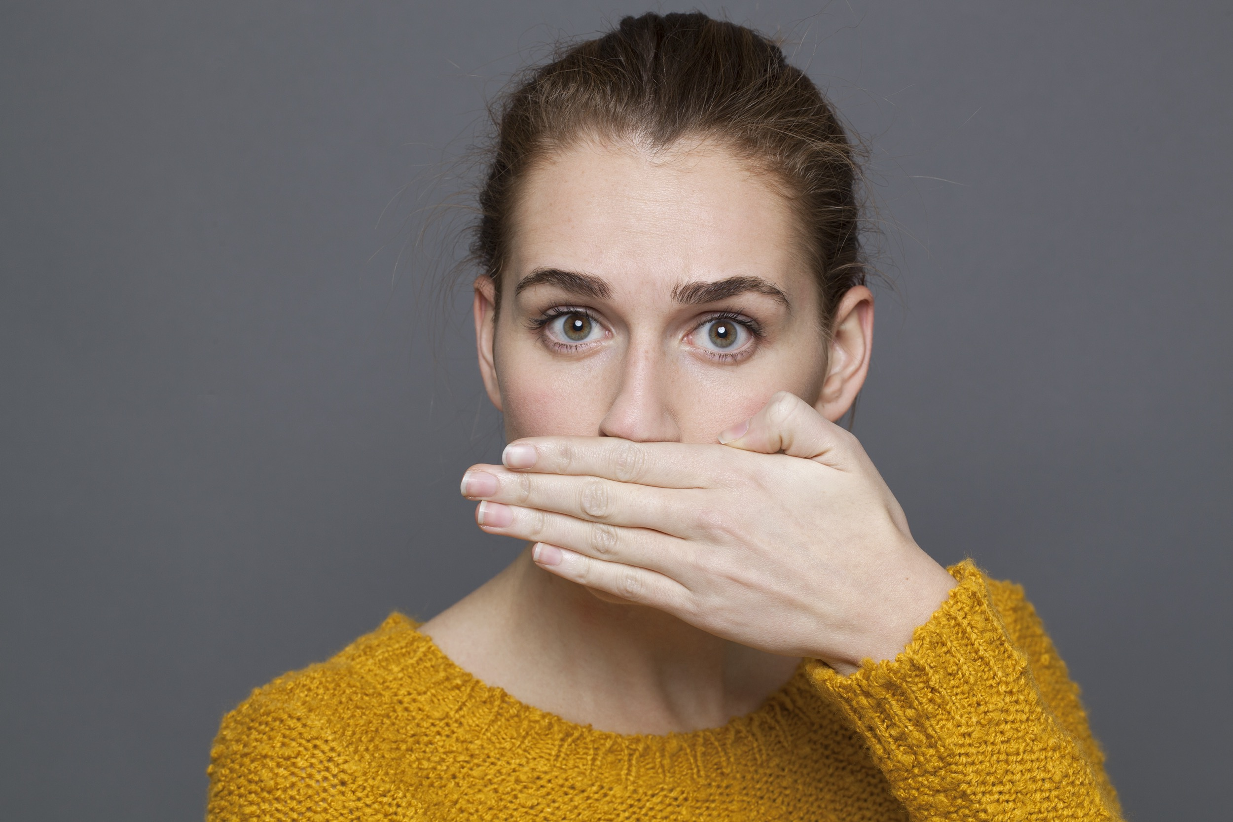 Bad Breath Can be problematic
