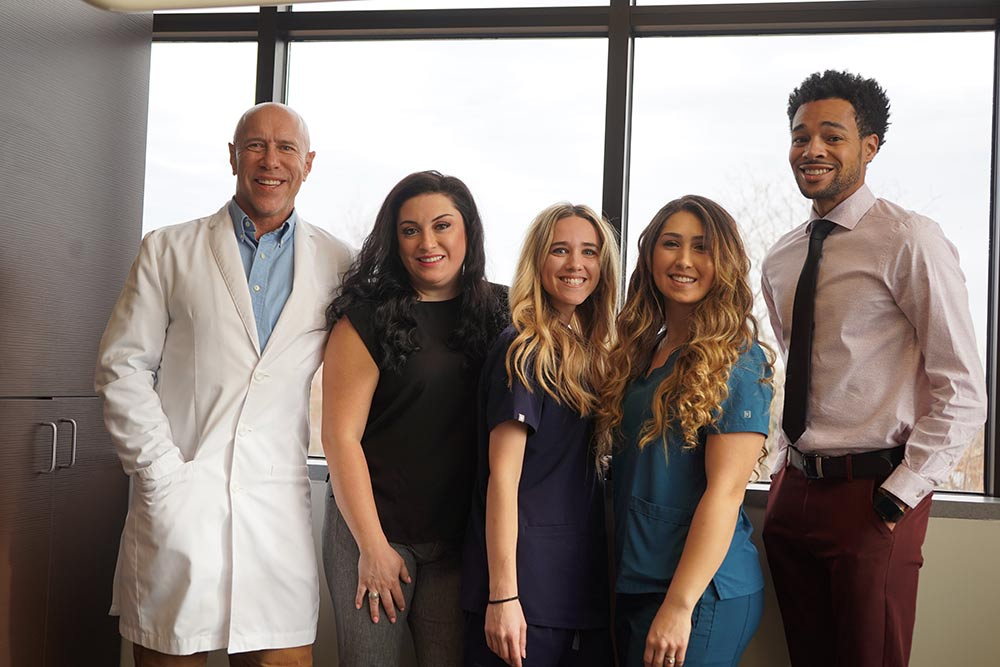 Photo of the team at Denver Dentistry