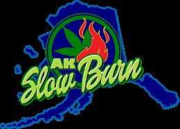 AK SlowBurn Brand Logo
