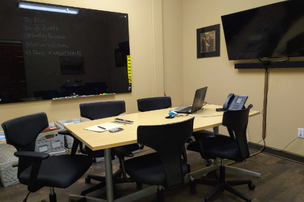 Office Location Conference Room
