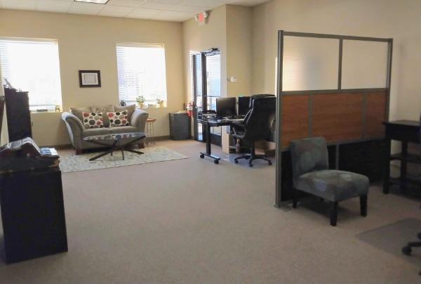 Office Location Reception Area