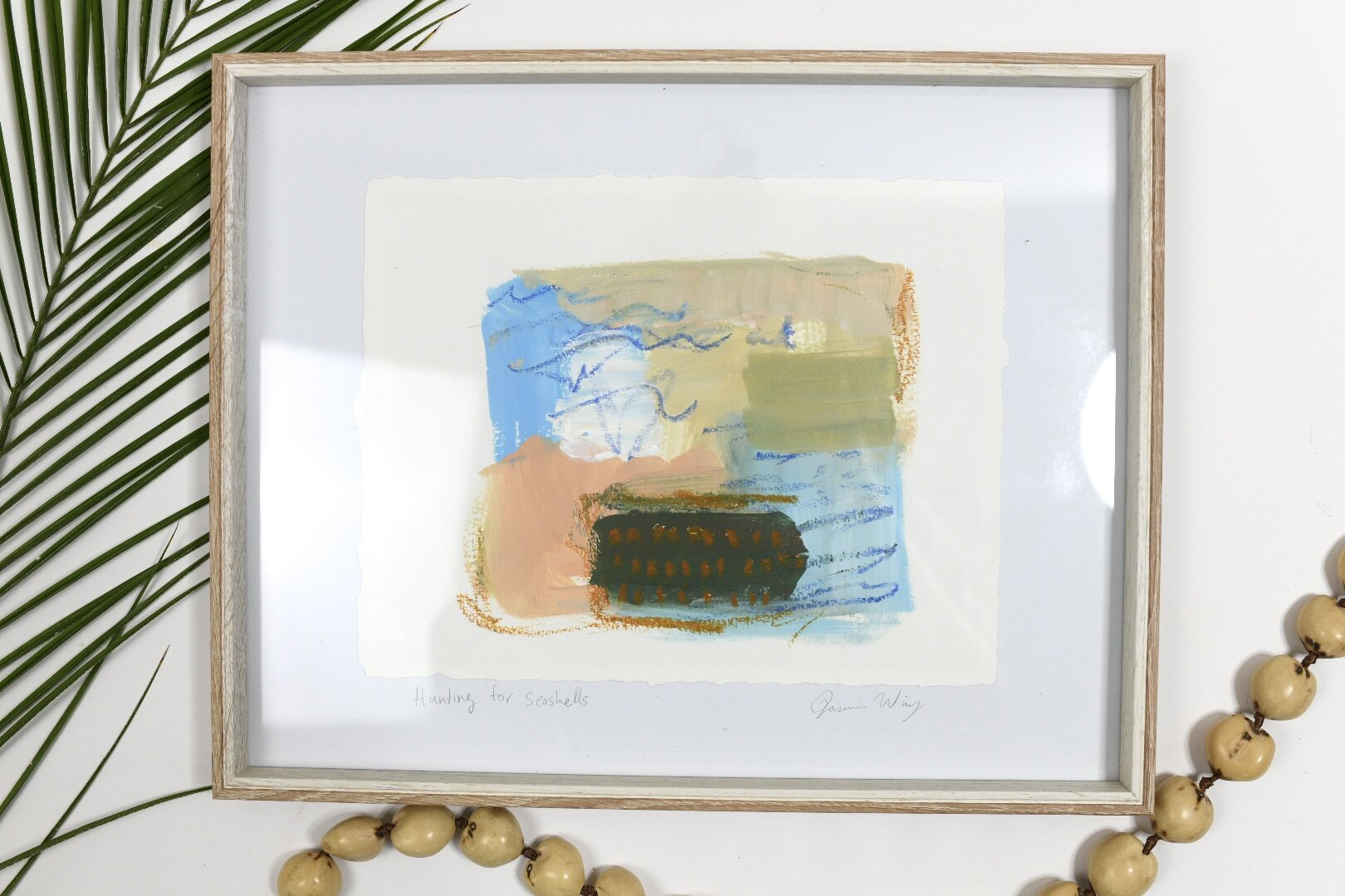 HUNTING FOR SEASHELLS (SOLD OUT)