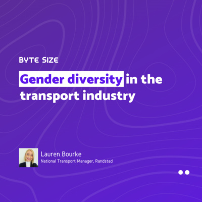 Gender diversity in the transport industry