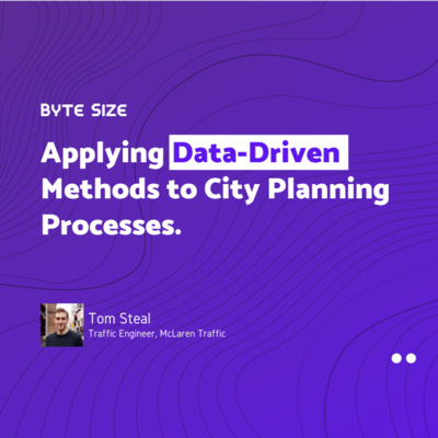 Interview with Tom Steal | Applying data-driven methods to city planning