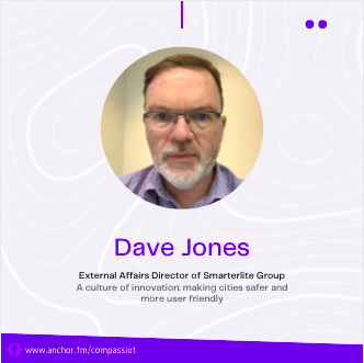 Interview with Dave Jones | A culture of innovation: making cities safer and more user friendly