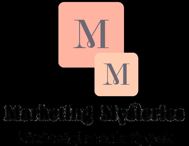 Marketing Mysteries Mobile Logo