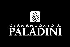 Logo van Paladini, een lingeriemerk voor dames.