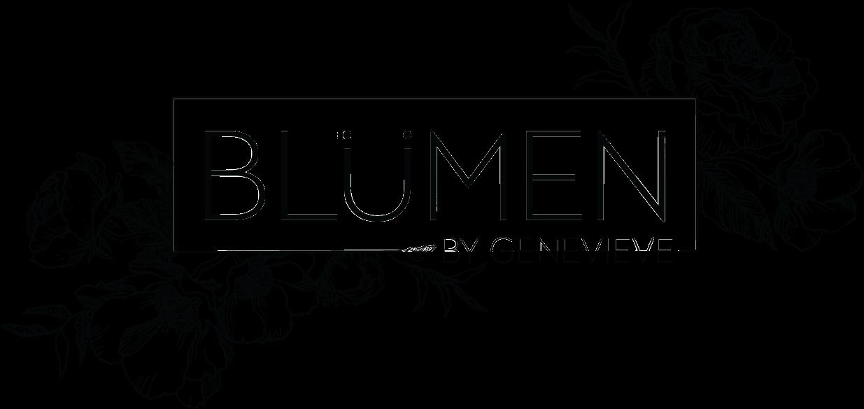 Blumen By Genevieve Logo