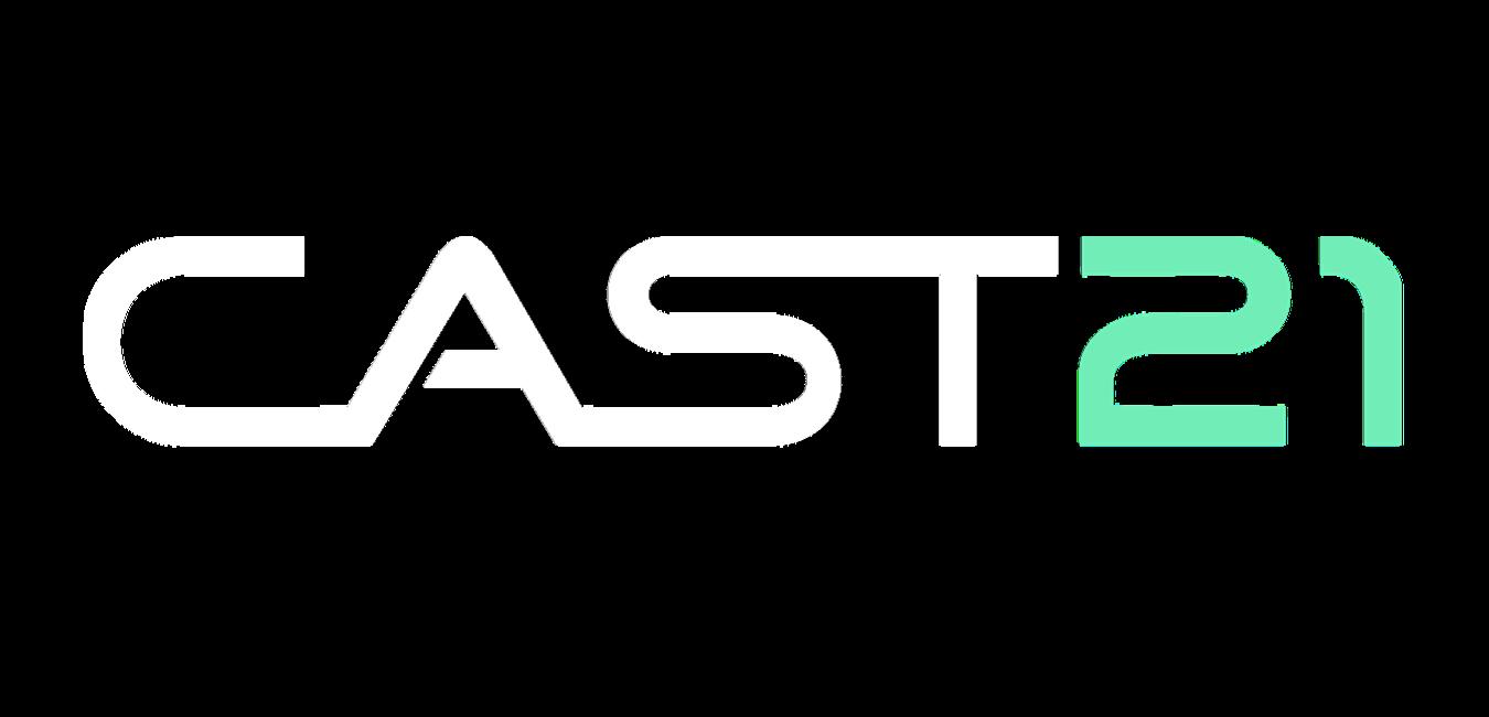 cast21 logo
