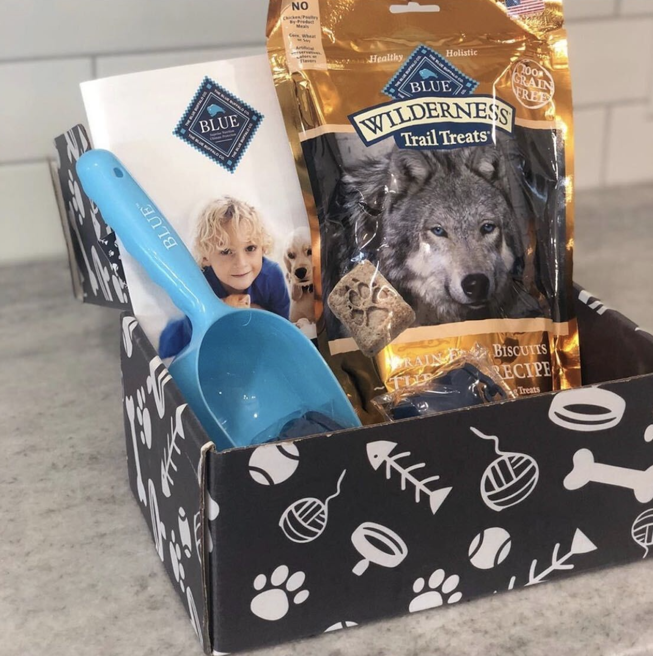 Blue Buffalo Pet Box