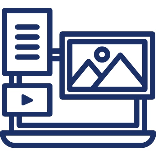Multimedia icon
