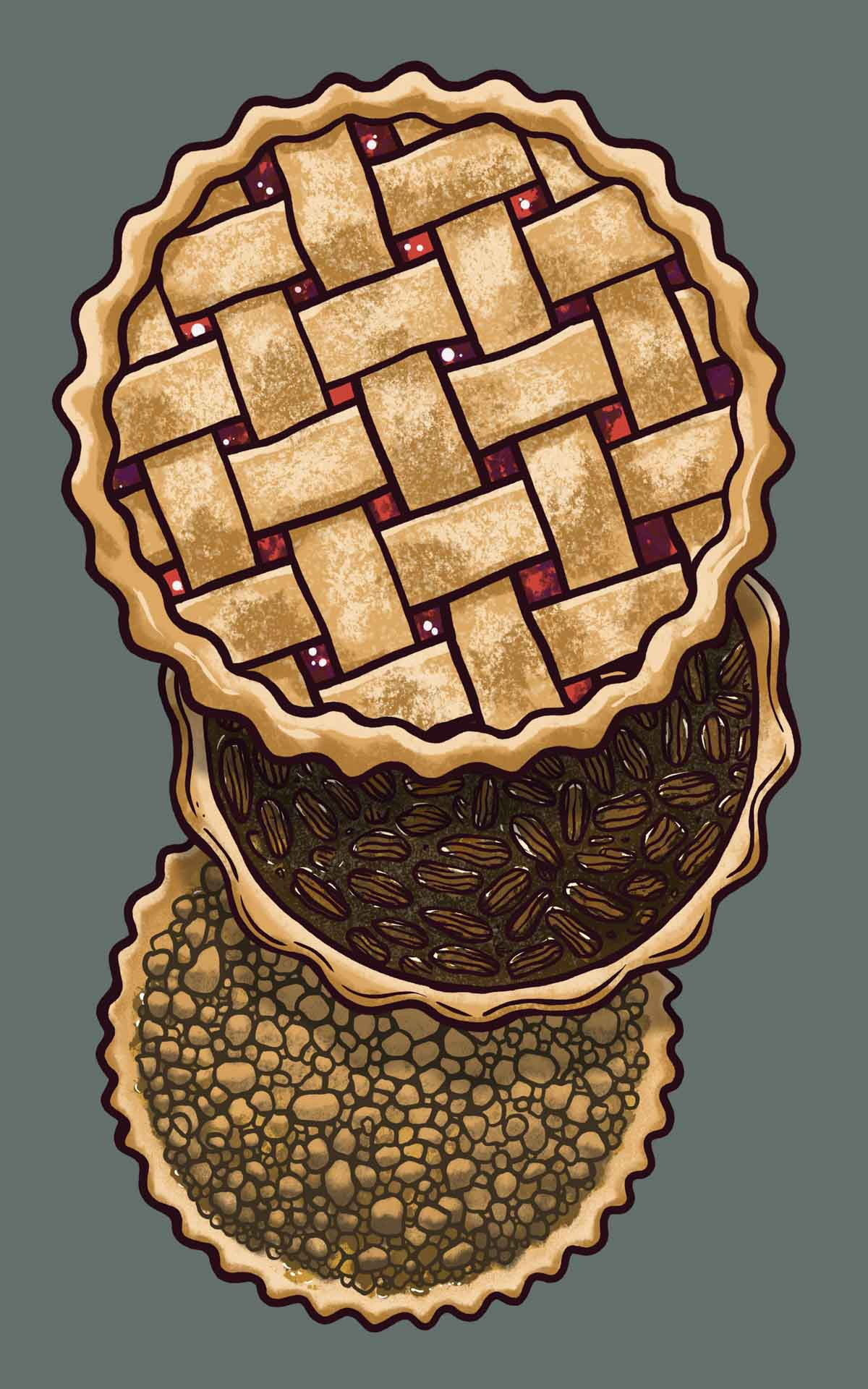 Mama Linda's Bakeshop in Phoenix, Arizona makes pies. All kinds of pies.