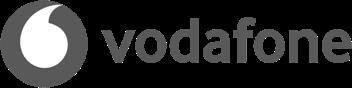 Logo of Vodafone for an Atticus legal tech verification case study