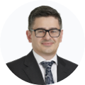 Photo of Mark Malinas, a partner at Allens >< Linklaters law firm; for an Atticus case study