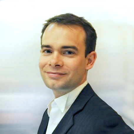 Photo of Dylan Vandervecht at Vodafone; a user of the Atticus Legal Tech verification software