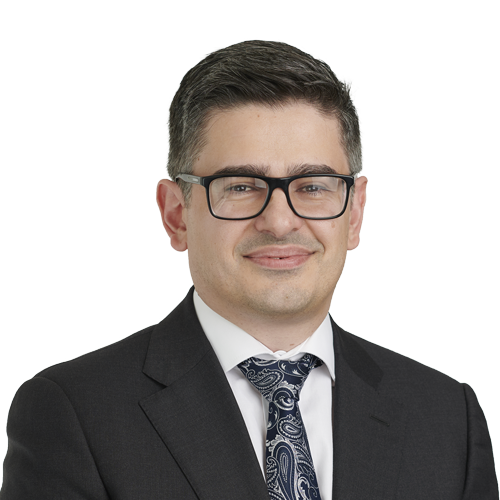 Photo of Mark Malinas, a partner at Allens >< Linklaters law firm; a user of the Atticus Legal Tech verification software