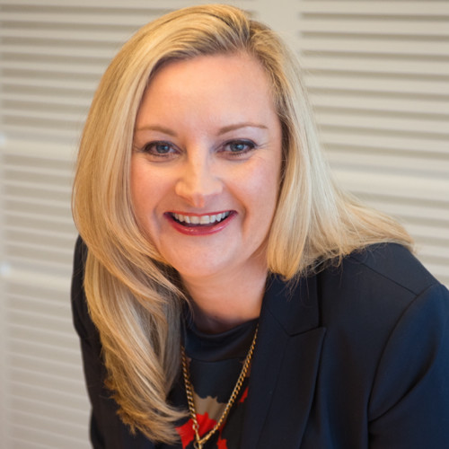 Photo of Michelle Mahoney, Executive Director of Innovation at KWM law firm; a user of the Atticus Legal Tech verification software