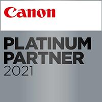 Canon Platinum Partner