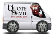 Quote Devil Logo