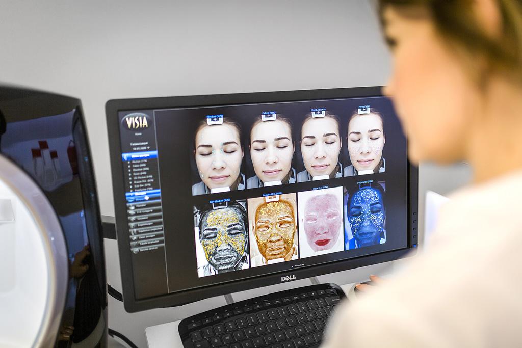 VISIA Hautanalyse Kosmetikstudio Konstanz