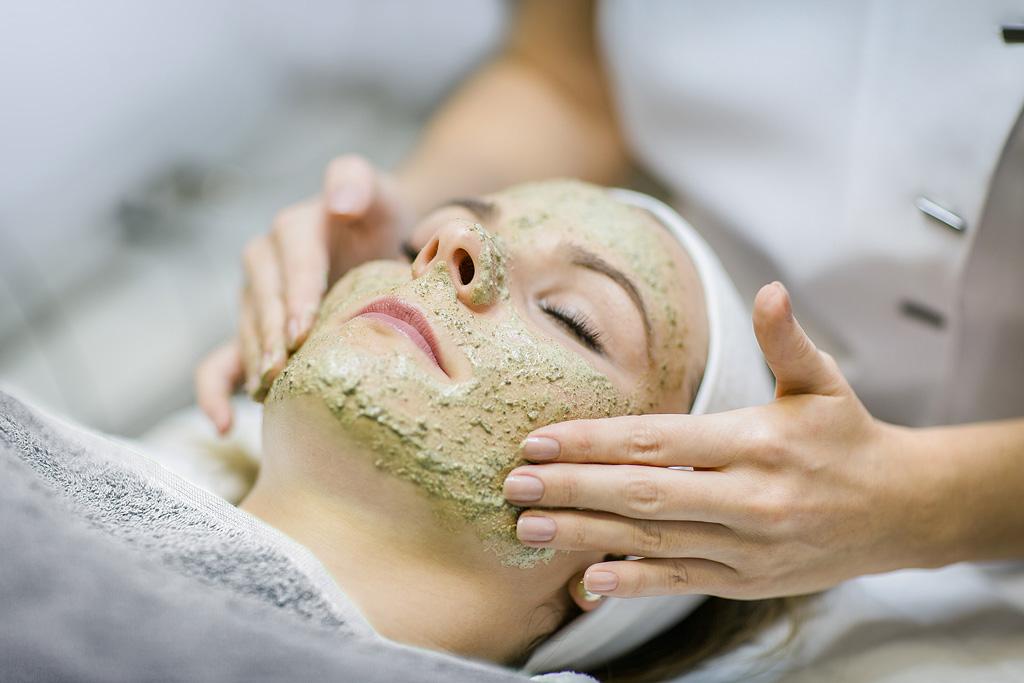 Green Peel Gesichtsbehandlung Kosmetikstudio Konstanz