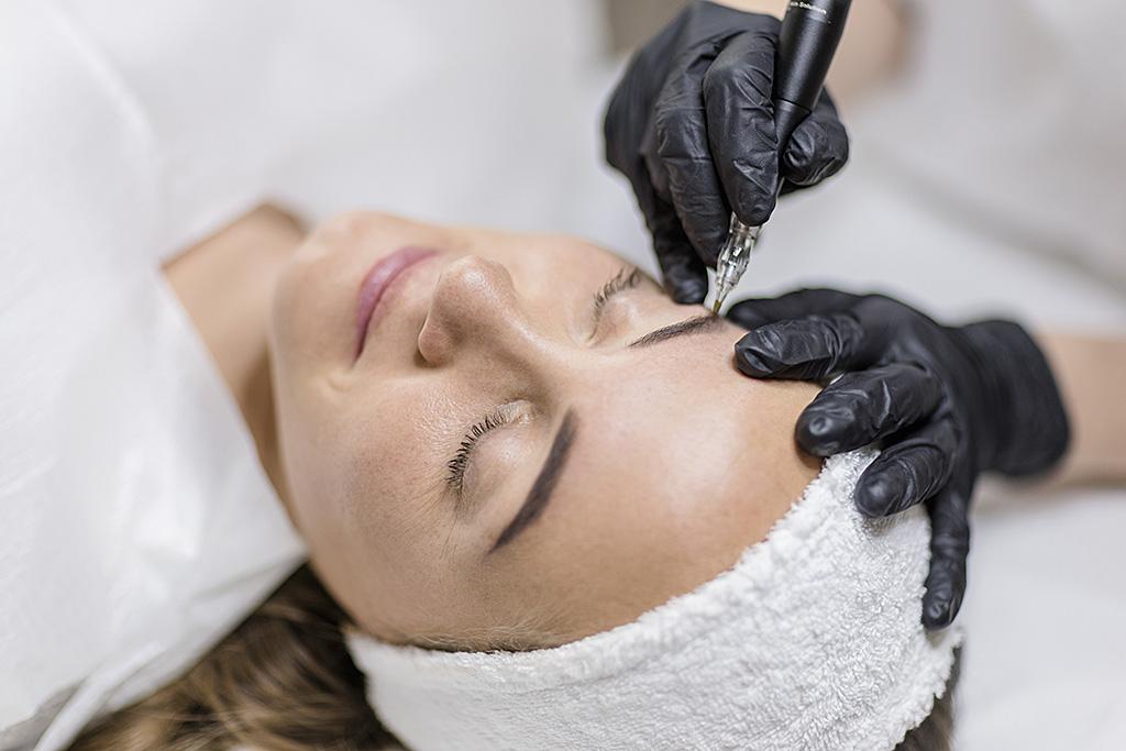 Permanent Make-up Kosmetikstudio Bodman Ludwigshafen