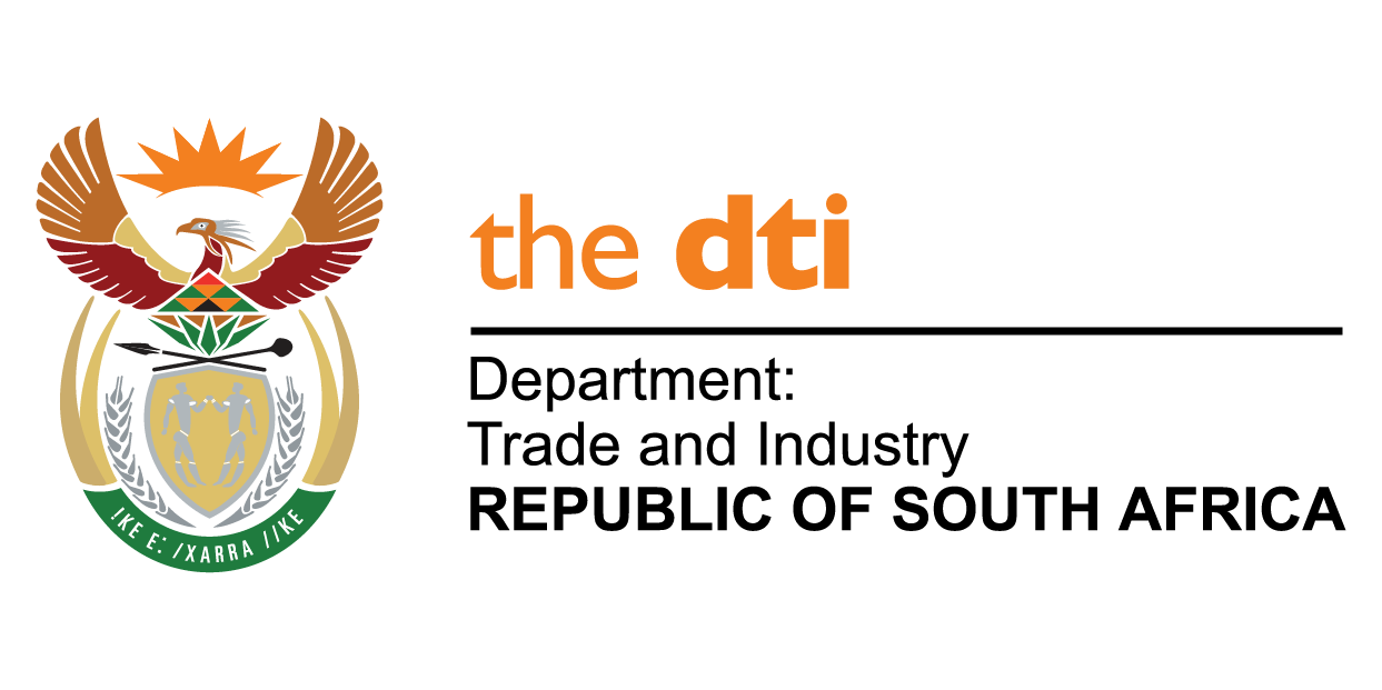 the dti  logo