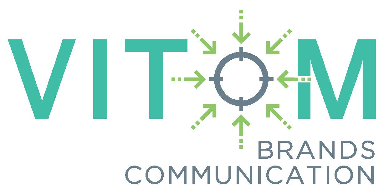 Vitom brands communication