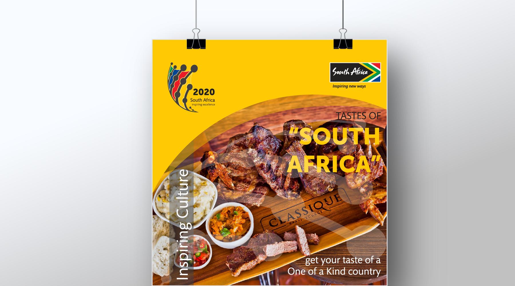 World Expo poster | Graphic Design