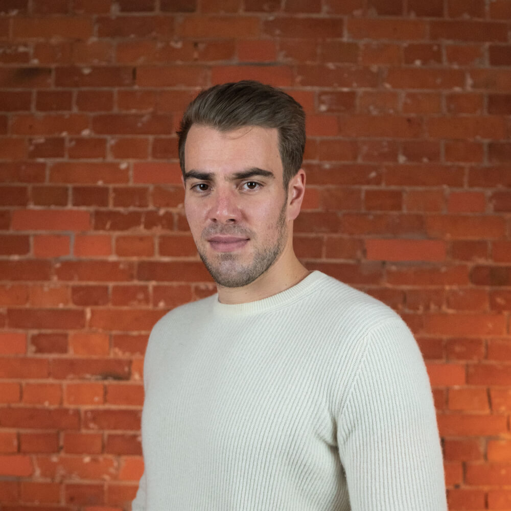 Matthias Geiss, Co-Founder Packmatic